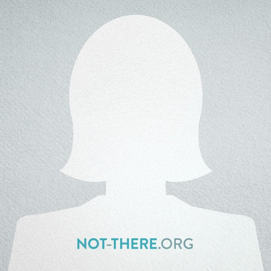 Use the #nothereyet and make this photo your profile picture as you first step in involvement with this project