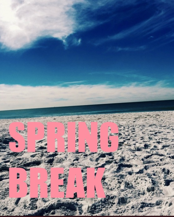 7 thoughts every AHN girl has approaching Spring Break