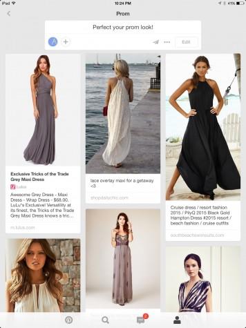 Pinterest is full of prom ideas!