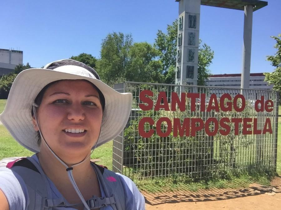 Humans of Academy: Ms. Megan Dubee embarks on the Camino