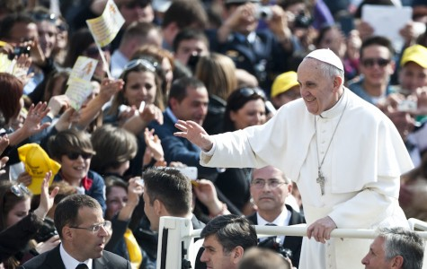 This will be Pope Francis' first time visiting the US