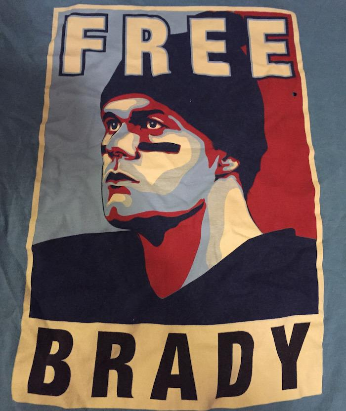 Tom Brady is the classiest person with the highest integrity: Deflate-gate