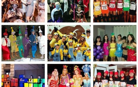 There are many costumes for any personality! Photo Credits: Pinterest