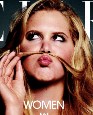 Amy Schumer was featured in the most recent edition of ELLE.