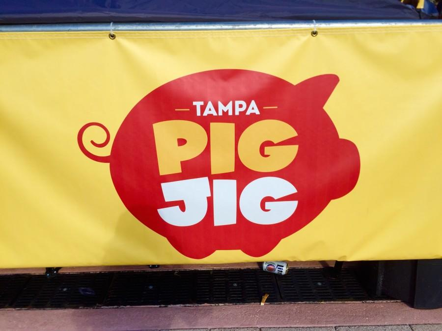 Tampa's 5th Annual Pig Jig
