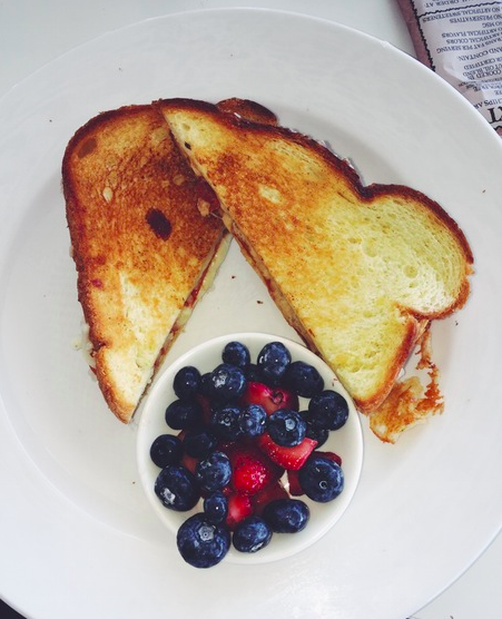 Photo Credit: Alexa Traviesa Why skip breakfast when you can eat something as beautiful as this
