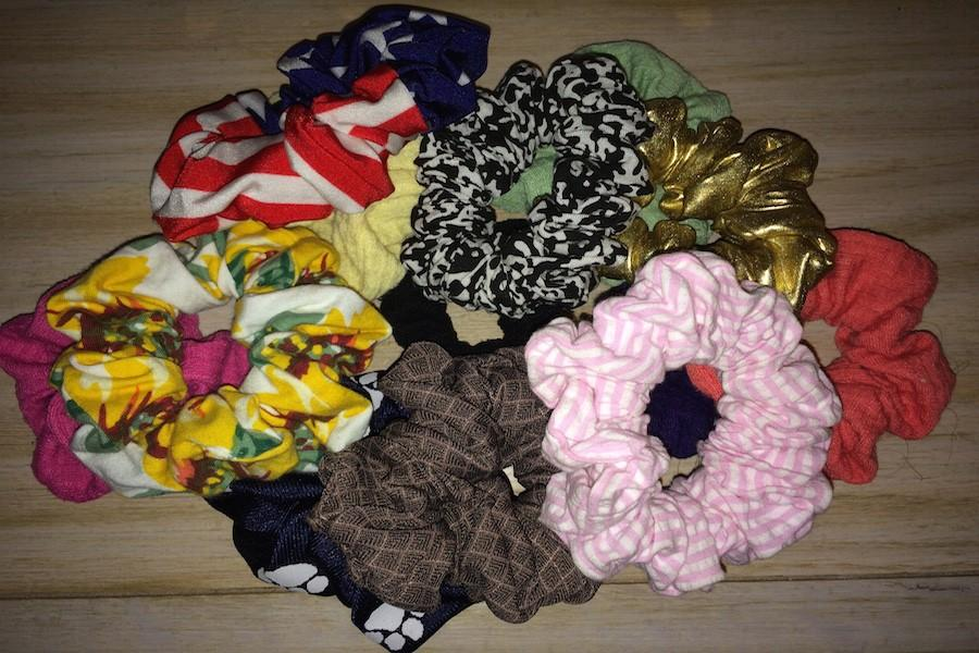 American Apparel scrunchies are among the most commonly seen scrunchies in the Academy hallways.