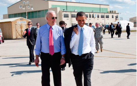 POTUS and VP caught demonstrating why they're #relationshipgoals