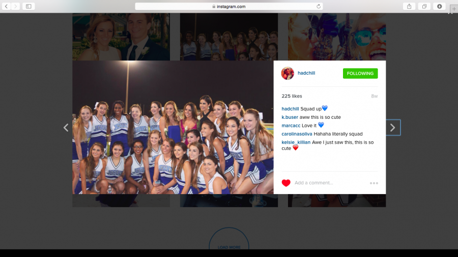 Who would the guys go to to be their cheerleaders if they didnt have Academy girls?