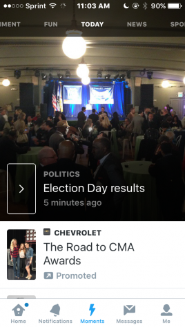 Twitter has designed the moments section to be user friendly and entertaining.