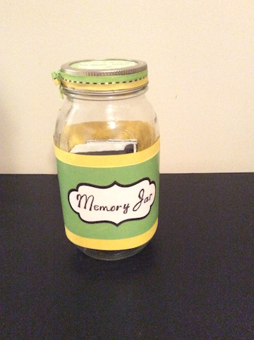Super cute for anyone who likes to log their memories.