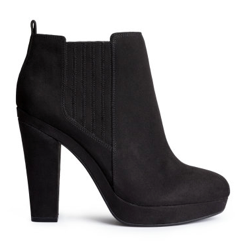 These black booties are what have been trending recently, so pick up a pair for you favorite gal if they don't already! We're sure they've been planning on getting some.