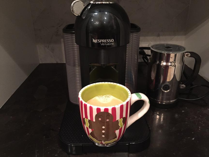 The Nespresso is most appropriate for someone close to you that loves coffee- considering the price and all its functions.