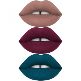 This matte lipstick is perfect for your makeup savvy friends and sisters.