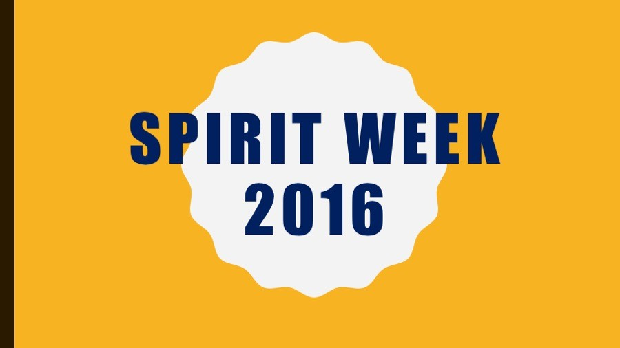 Themes for Spirit Week 2016 are announced (VIDEO)