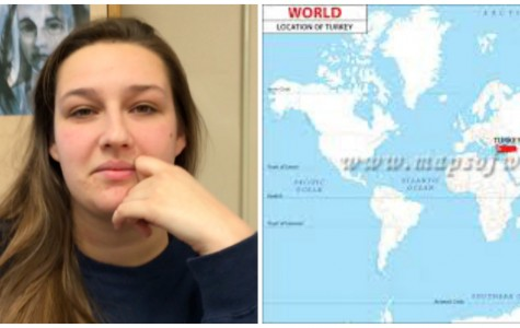 Emilie Ulbricht is pretty confident with her knowledge of geography, but is she really?
