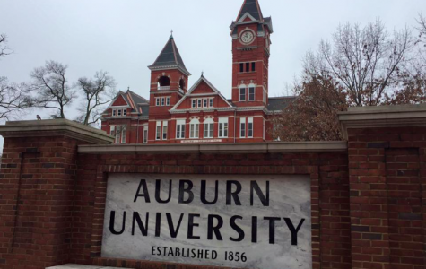 Samford Hall is an icon of Auburn University and houses the school's administration