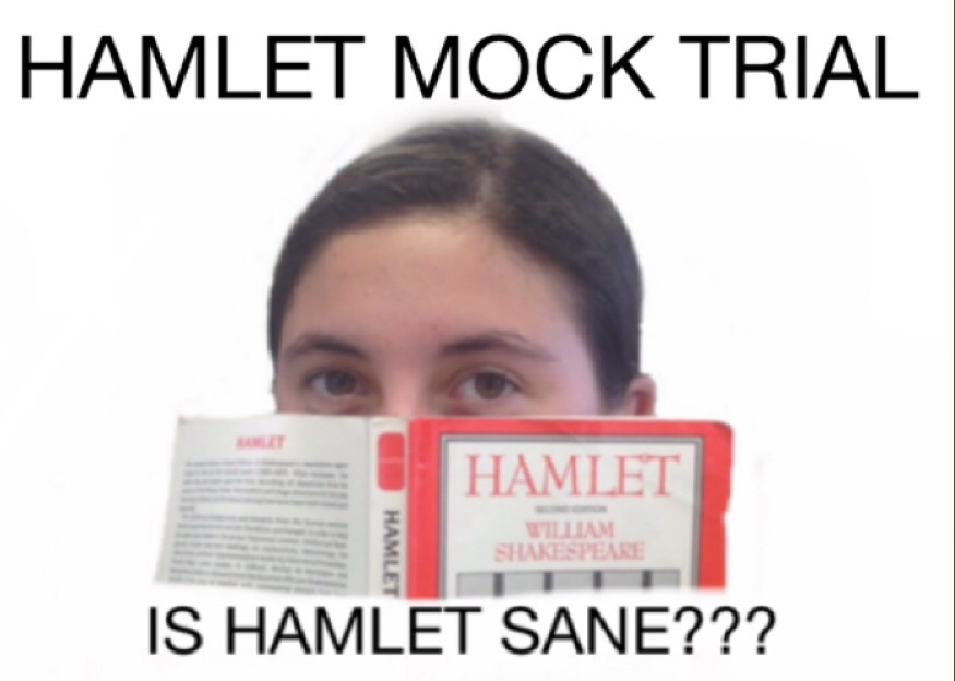 Needless to say, the Hamlet Mock Trial was insane.  Credit: ACHONA Staff Writer Chloe Paman