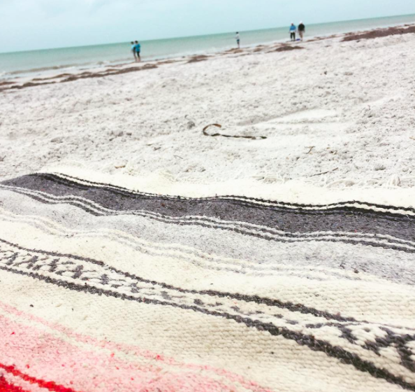 Grab your beach blanket and head to the beach for a day in the sun!