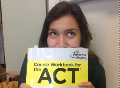 Preparation for the ACT has officially begun! Credit: Achona Staff Member Chloe Paman