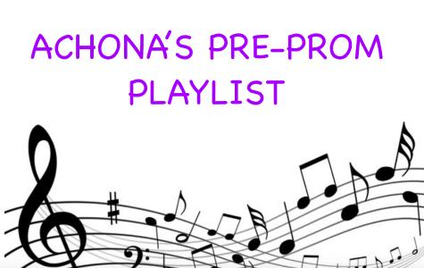 Pre-Prom Music Playlist
