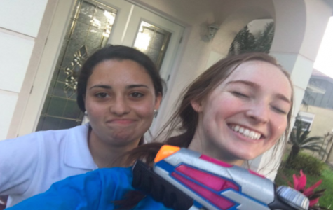 Bryanna LaRussa assassinates president Caroline Lamoutte before being killed by Adri Torres during Monday night's outings.