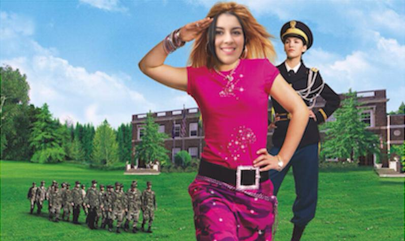 Future headlines will applaud Alejandra for her contributions to the Army!