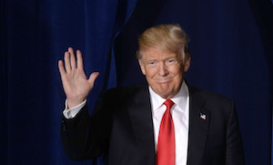 The race for the White House is picking up speed as Donald Trump is now the presumptive nominee of the Republic Party for President of the United States.