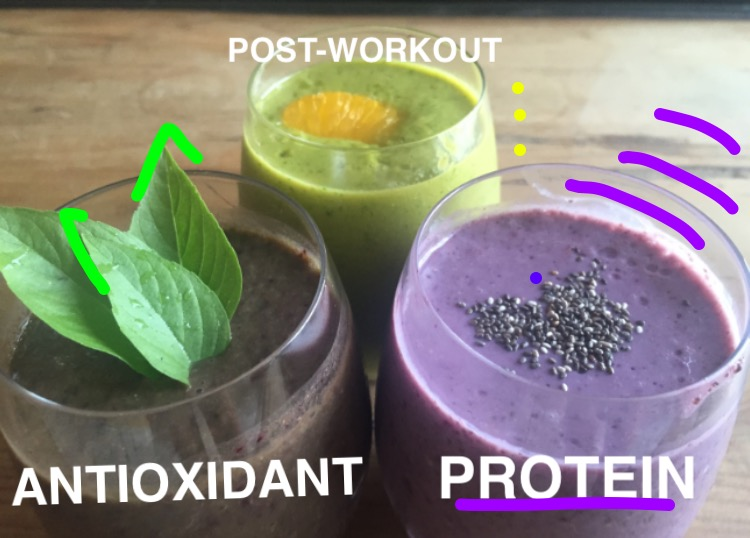 Three Smoothies That Will Excite Your Morning