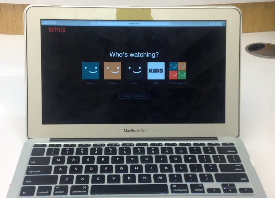 The tempting screen every student recognizes when preparing to binge-watch their favorite show... but is their time worth it?