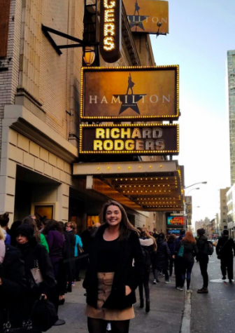 Senior Lexie Diez has been lucky enough to see the show live!