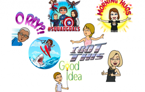 Credit: Rachel McKenna/ACHONA Online Bitmojis are a great way to express how you are feeling through text!