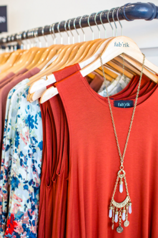 Only a five minute drive from AHN, fab'rik is the perfect store for Academy girls and all Tampa shoppers alike.