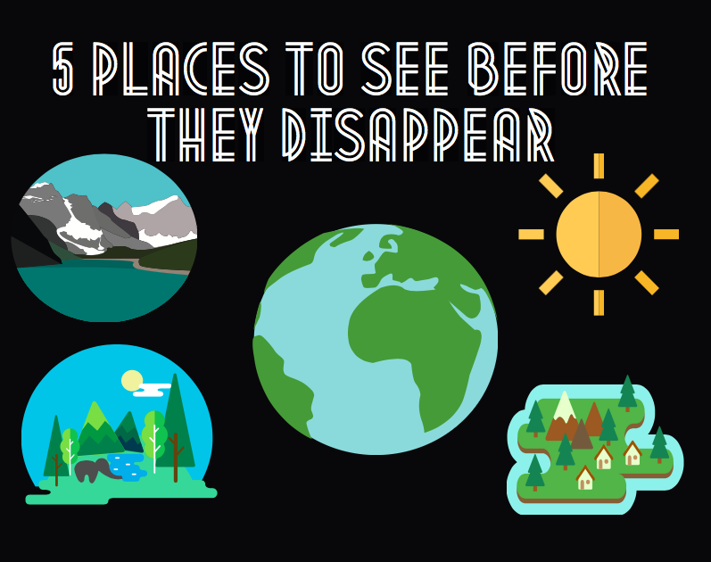 5 Places to See Before They Disappear