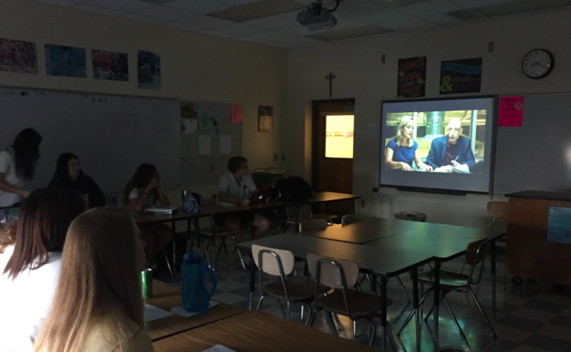 Set 1 forensics students watch 'The Case of: JonBenet Ramsey' to determine what investigators did wrong in the original case.