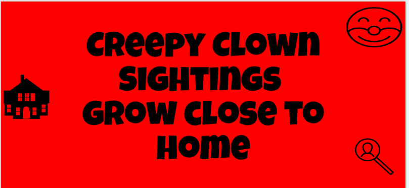 Many people are speculating that the clown sightings are part of an advertising tactic done by movie making companies.