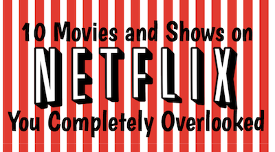 Netflix offers more that 13,300 titles all around the world.