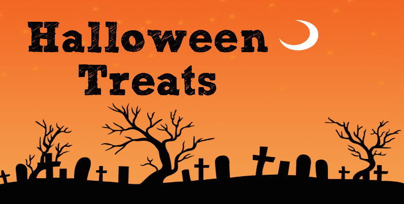 Here are the recipes to two easy Halloween-themed treats that will have everyone craving more!