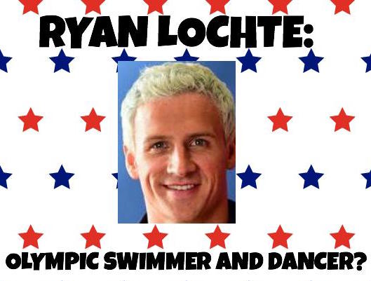 Credit: Valerie White/Achona Online  Ryan Lochte has won a total of 12 Olympic medals in his life time.