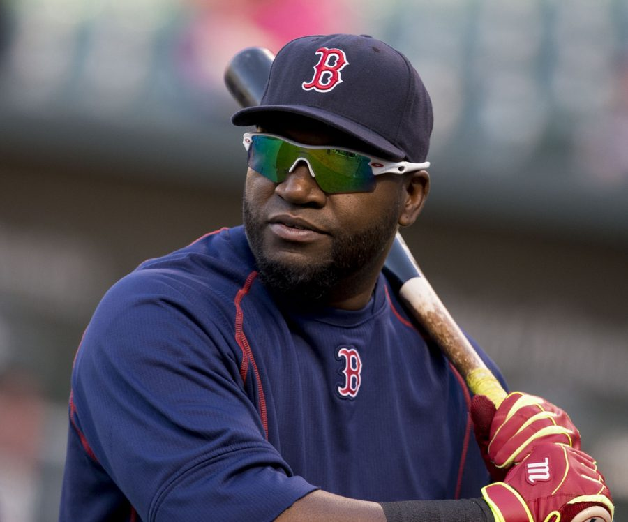 David Ortiz retires from MLB after a 20 year career.