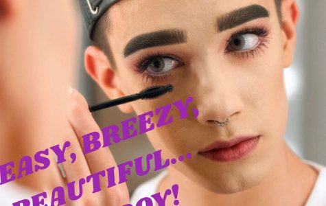 James Charles is breaking traditional beauty standards as CoverGirl's first male spokesperson. Photo Credit: Alex Smith/Achona Online