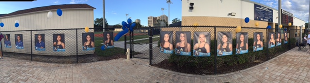 Senior Night also honored five Jesuit swimmers.