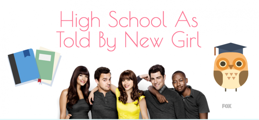 New+Girl+is+a+popular+tv+show+on+FOX+that+first+debuted+in+2011+and+is+currently+on+its+sixth+season.+