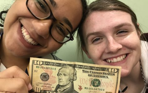 The ten dollar founding father without a father got a lot farther by being a lot smarter, by working a lot harder, by being a self starter. Photo Credit: Shannon Flaharty