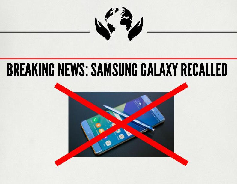 Samsung is projected to lose about $10 billion because of the Galaxy Note 7 recall.