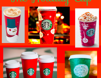 "Over the years, Starbucks has made many changes to its' holiday cup design. The cup has changed color, design and artists multiple times.  Senior, Julia Prince, voices, ""Even though the holiday cup is constantly changing, it does not matter to me what it looks like.  Nothing is going to stop me from getting Starbucks in the morning."""