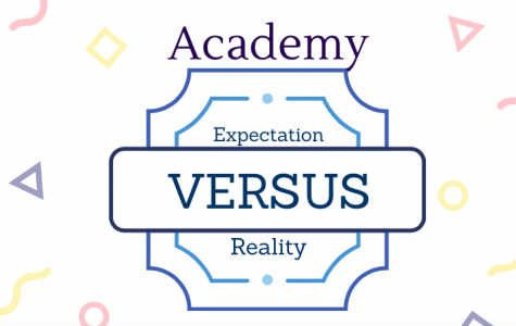 Credit: Rachel McKenna/Achona Online What Academy girls believe about Academy before they come is often not true.