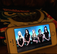 (Credit: Achona Online/Jessica Zakhary) Pretty Little Liars is centered around 4 girls who are stalked by a mysterious psychopath under the alias A.