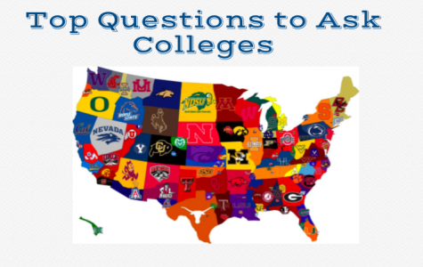 Choosing a college is a daunting task. Questions like this will help students find the perfect school for them. Photo Credit: Alex Smith/Achona Online