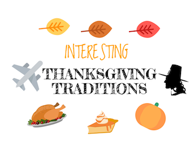 Each AHN family has their own unique Thanksgiving traditions!